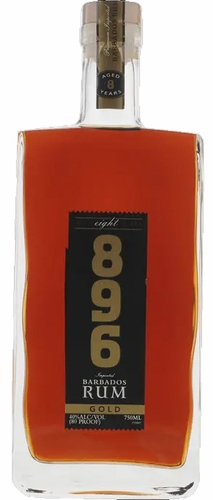 896 8YR Rum 750ML (case of 12)