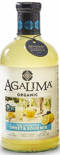 Agalima Organic Sweet & Sour Mix 1L
