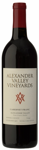 Alexander Valley Vineyards Cabernet Franc 2016