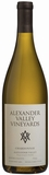Alexander Valley Vineyards Chardonnay 750ML 2018