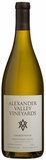 Alexander Valley Vineyards Chardonnay 375ML 2017
