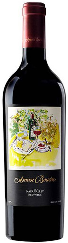 Amuse Bouche Napa Valley Red Blend 2013