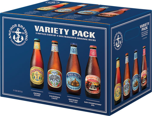 Anchor Variety Pack