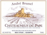Andre Brunel Chateauneuf-du-Pape Rouge 750ML 2016
