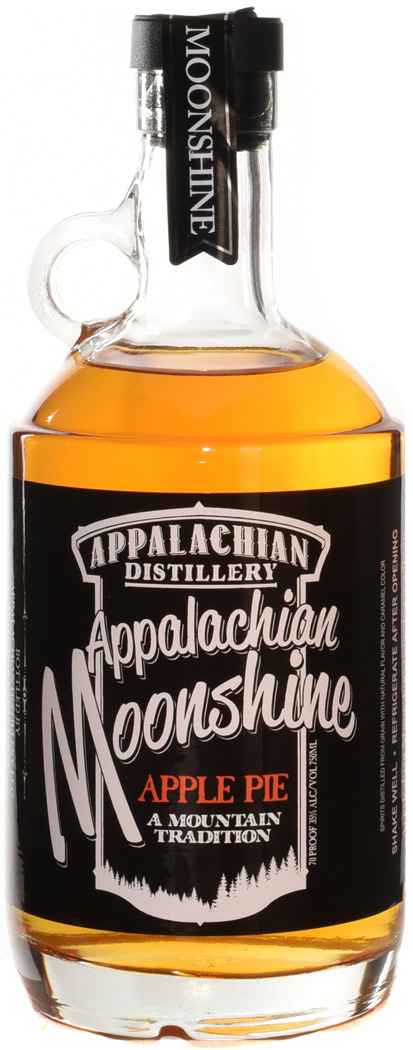 Appalachian Moonshine Apple Pie 750ML