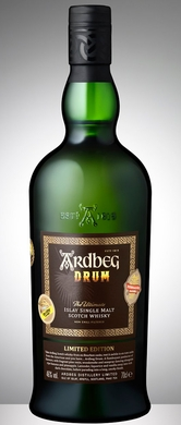 Ardbeg Drum Limited Edition Single Malt Scotch