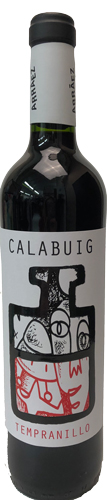 Arreaz Calabuig Red Tempranillo 750ML