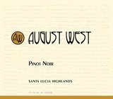 August West Santa Lucia Highlands Pinot Noir 2015