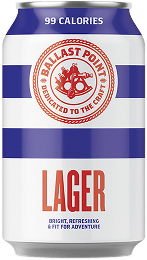 Ballast Point Lager