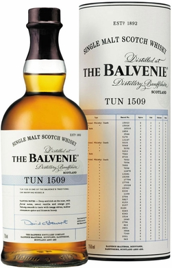 Balvenie Tun 1509 Batch 5 Single Malt Scotch 750ML