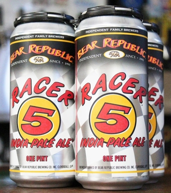 Bear Republic Racer 5 IPA 4PK