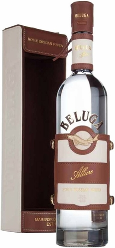 Beluga Allure Russian Vodka