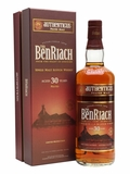 Benriach Authenticus 30 Year Old Single Malt Scotch 750ML