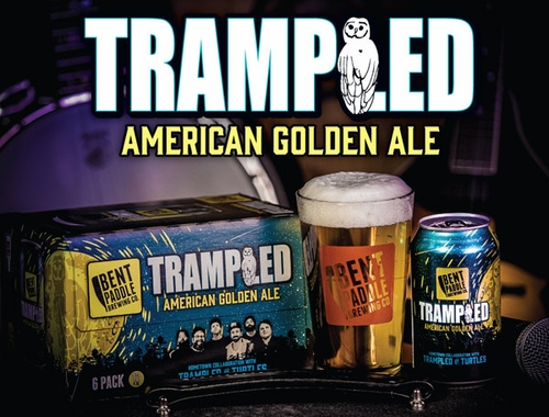 Bent Paddle Trampled American Golden Ale