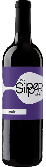 Big Sipper Merlot 750ML (case of 12)