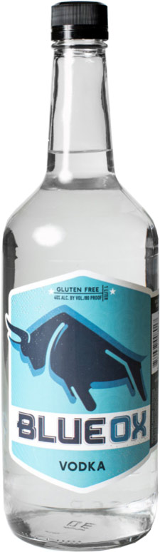 Blue Ox Vodka 1L