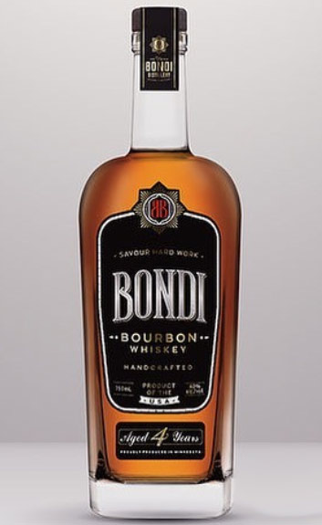 Bondi Bourbon Whiskey