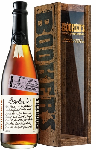 Bookers Bourbon- 2019 Batch 1 Teresas Batch