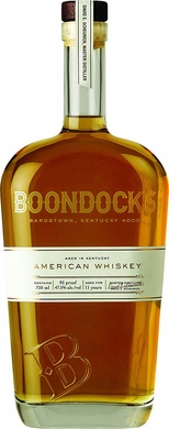 Boondocks American Whiskey