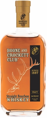 Boone and Crockett Club Straight Bourbon Whiskey 750ML