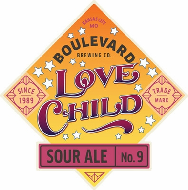 Boulevard Love Child No. 9 Sour Ale 750ML