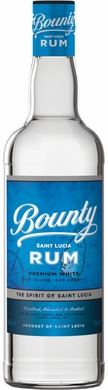 Bounty White Rum 1L The Spirit of St Lucia