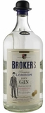 Brokers London Dry Gin 1.75L