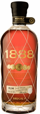 Brugal 1888 Limited Edition Rum 750ML