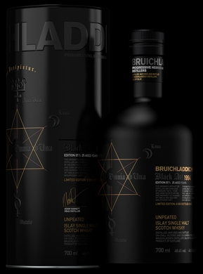 Bruichladdich Black Art 7 Aged 25 Years Single Malt Scotch 750ML