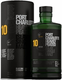 Bruichladdich Port Charlotte Heavily Peated 10 Year Old Single Malt Scotch