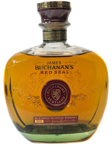 Buchanans 21 Year Old Red Seal Blended Scotch