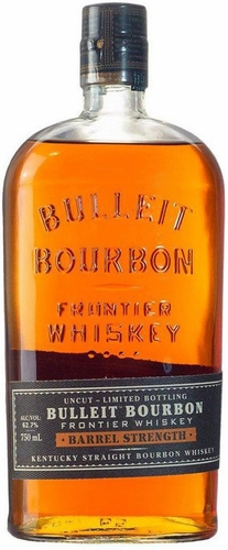 Bulleit Bourbon Barrel Strength Frontier Whiskey