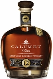 Calumet Farm Single Rack Black 12 Year Old Bourbon