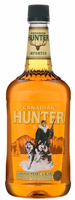 Canadian Hunter Canadian Whiskey 50ML