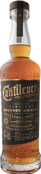 Cantilever Straight Bourbon 750ML