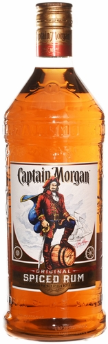 Captain Morgan Spiced Rum 1.75L (LIMIT 6)