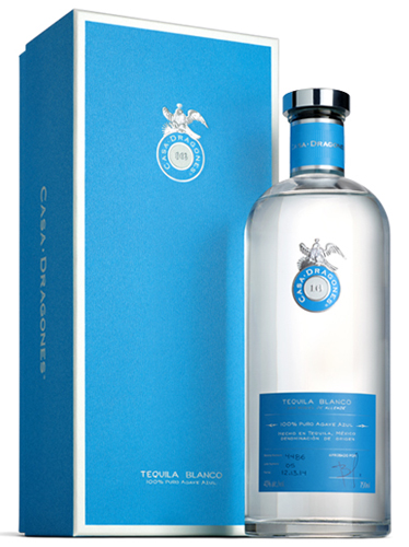 Casa Dragones Tequila Blanco 375ML