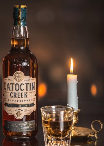 Catoctin Creek Roundstone Rye Distiller's Edition 92 Proof Whiskey