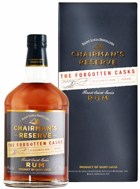 Chairmans Reserve The Forgotten Casks Extra Aged St. Lucia Rum 750ML