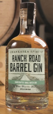Chankaska Ranch Road Barrel Gin