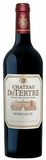 Chateau du Tertre Margaux 750ML (case of 12) 2015