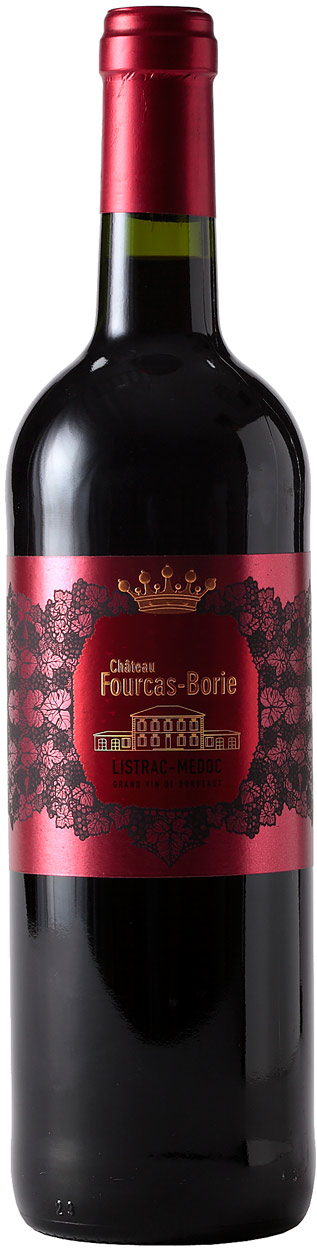 Chateau Fourcas-Borie Listrac Medoc 750ML 2017