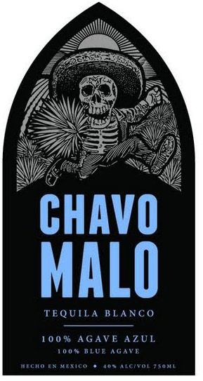 Chavo Malo Tequila Blanc 1l