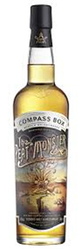 Compass Box the Peat Monster Blended Malt Whisky 750ML
