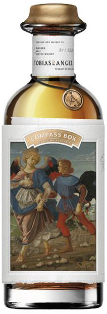 Compass Box Tobias & the Angel Blended Malt Scotch 750ML