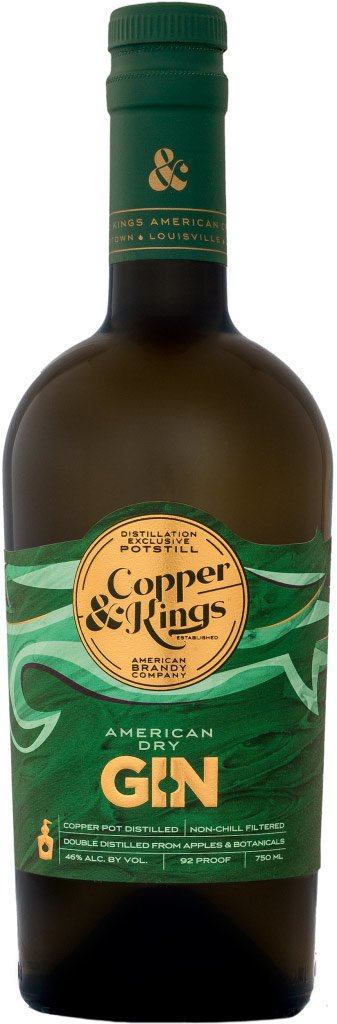 Copper & Kings American Dry Gin