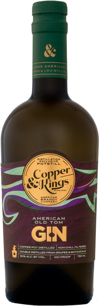 Copper & Kings American Old Tom Gin