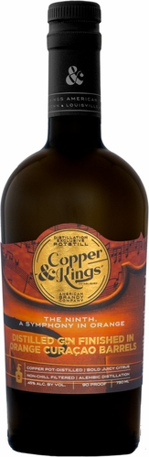 Copper & Kings the Ninth. A Symphony in Orange Gin