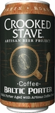 Crooked Stave Coffee Baltic Porter