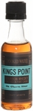 Crooked Water Kings Point Port Cask Finished Bourbon 50ml